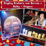 Ringling Brothers Circus ~ Dragons