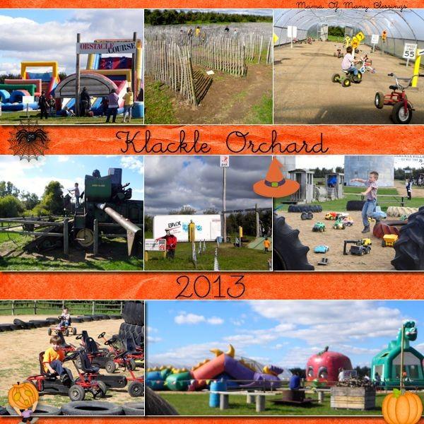 Klackle Orchards 2013 #orchards