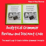 Analytical Grammar Review and Discount #hsreview