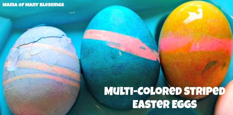Multi-Colored-Easter-Eggs
