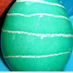 Easter Egg Decorating ~ Wax Resist Easter Eggs