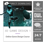 Youth Digital ~ 3D Game Design
