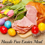 Hassle Free Easter Dinner Honey Baked Ham ~ Easter #ad
