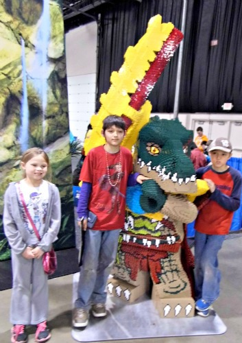 Lego KidsFest 2014 Michigan