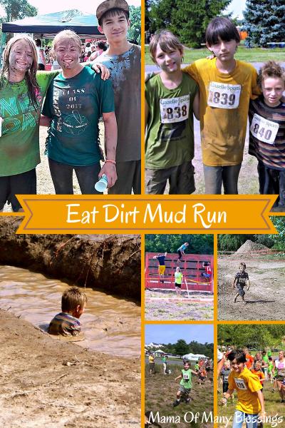 Eat Dirt Mud Run 2014