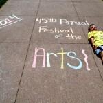 Largest Volunteer Art Festival ~ Festival Of The Arts