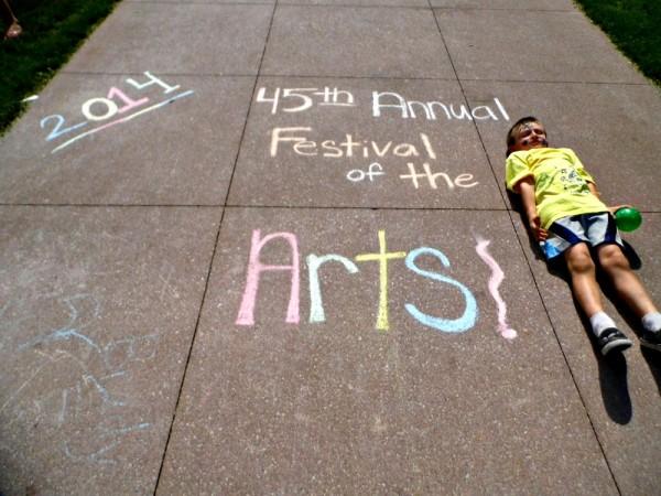 Festival Of The Arts Grand Rapids, MI