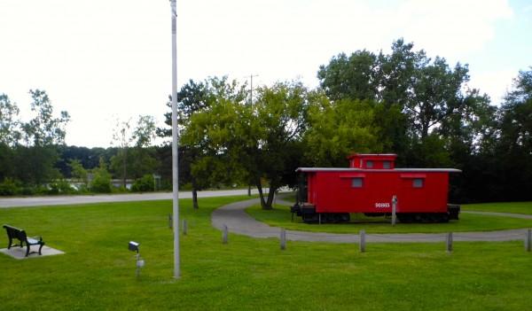 Huckleberry-Railway
