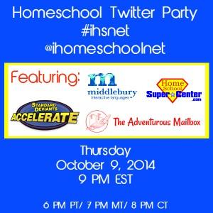 iHSnet Twitter Party