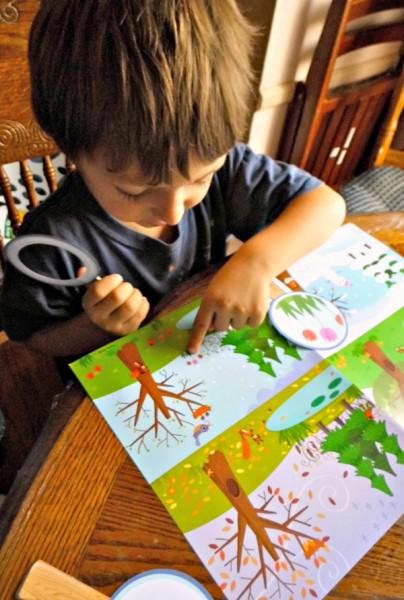 Preschool Seasons