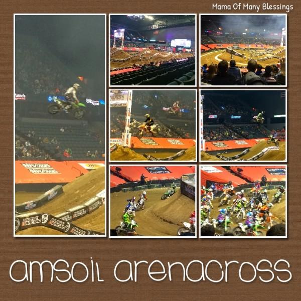 Amsoil Arenacross 2015