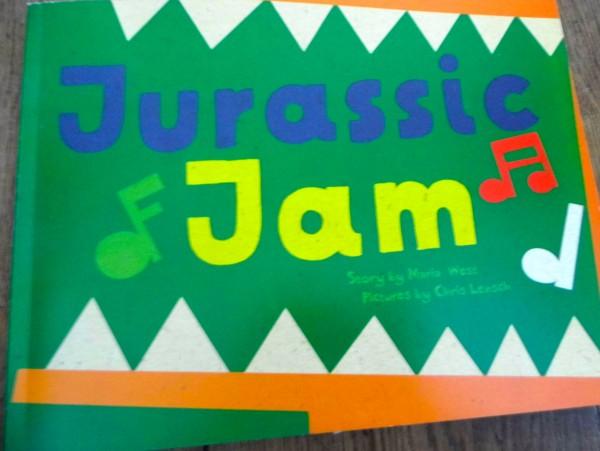 Jurassic Jam Mother Goose Time