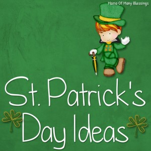 St Patrick Day Ideas For Kids