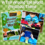 Preschool Theme ~ Landmarks Around The World