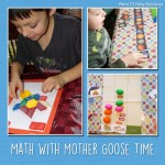 Math In Our Preschool Curriculum