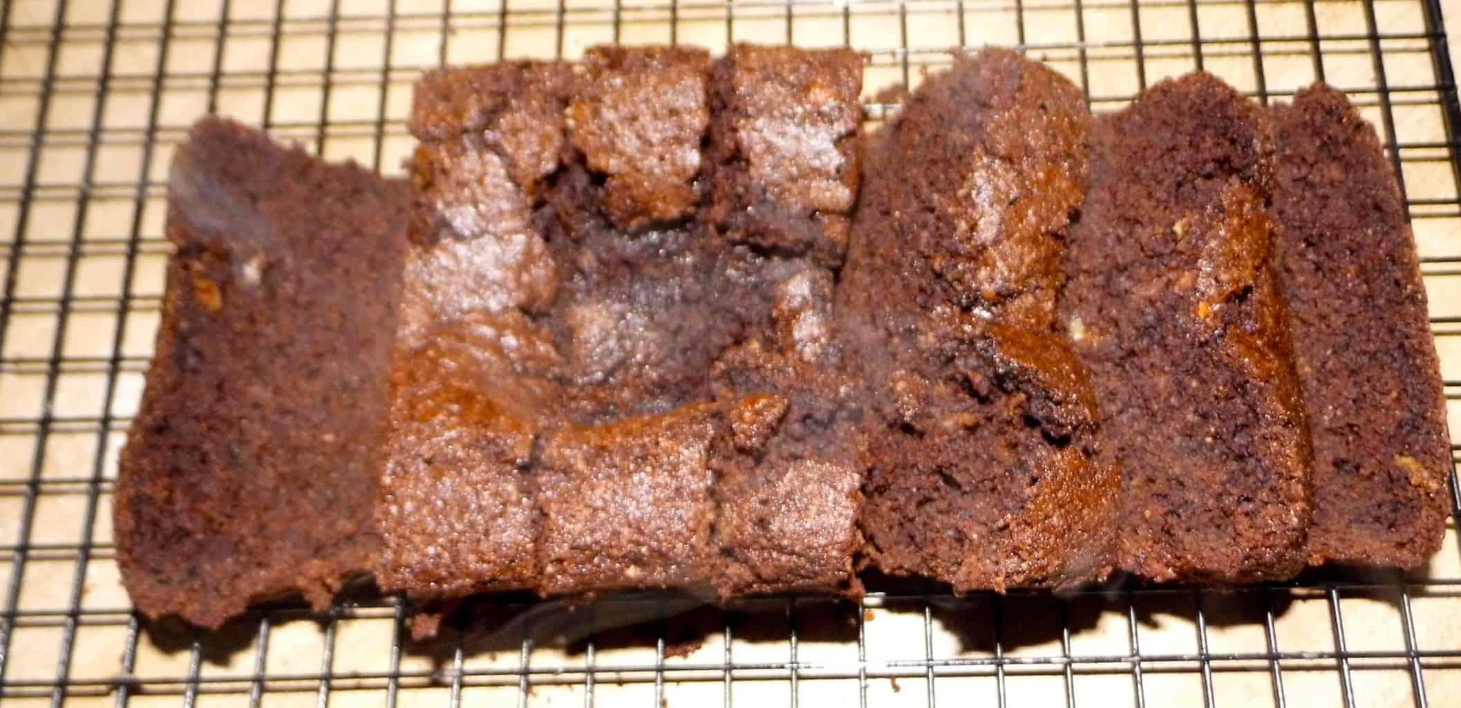 Delicious Chocolate Zucchini Bread