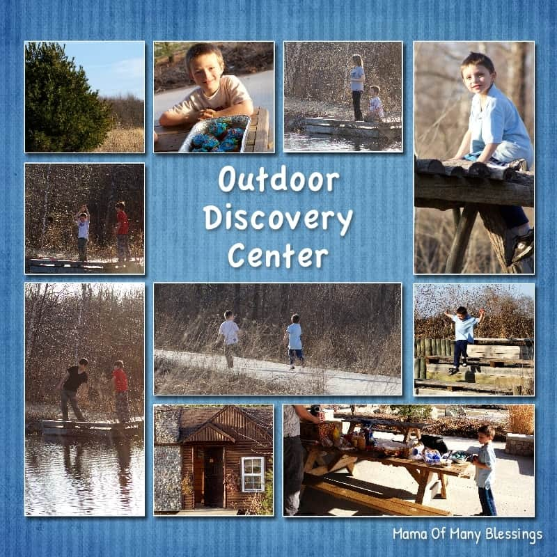 Outdoor Discovery Center