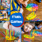 Math Games With PlayDough