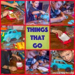 Things That Go Craft