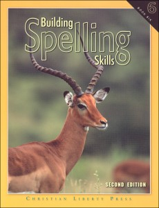 Building Spelling Skills 6