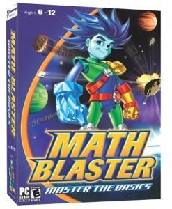 Math-Blaster