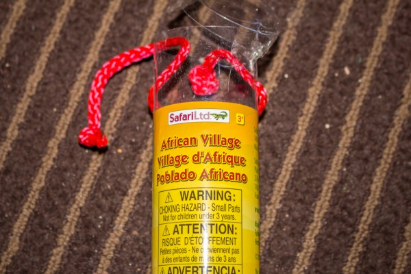African Village TOOB