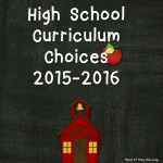 High School Curriculum Choices