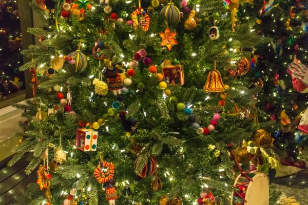 Christmas Around The World - Slovak Republic Christmas Tree