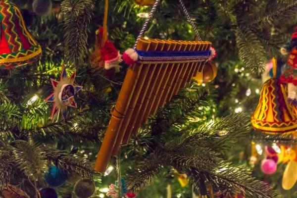 Christmas Around The World -Slovak Republic Christmas Tree