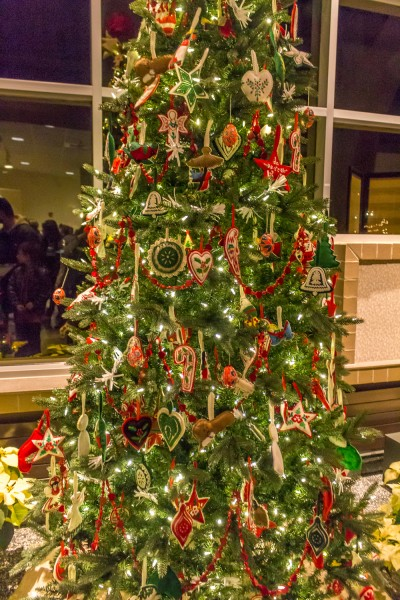 Christmas Around The World - Hungarian Christmas Tree