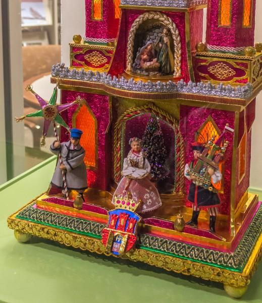 Christmas Around The World - Poland Nativity Scene