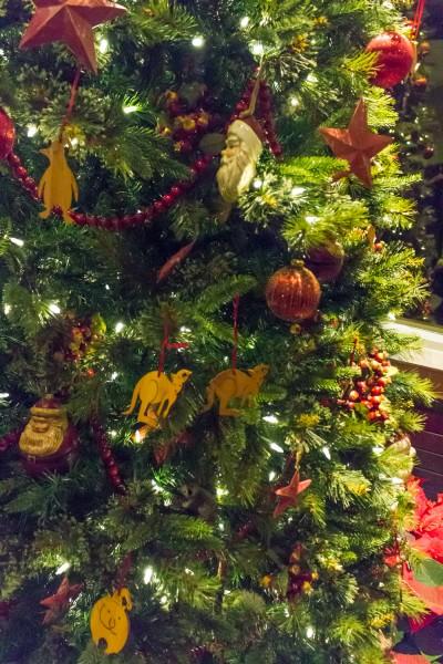 Christmas Around The World - Australian Christmas Tree