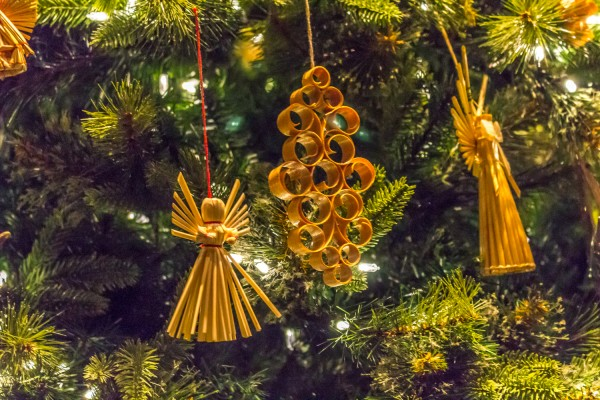 Christmas Around The World -Finland-Christmas-Tree