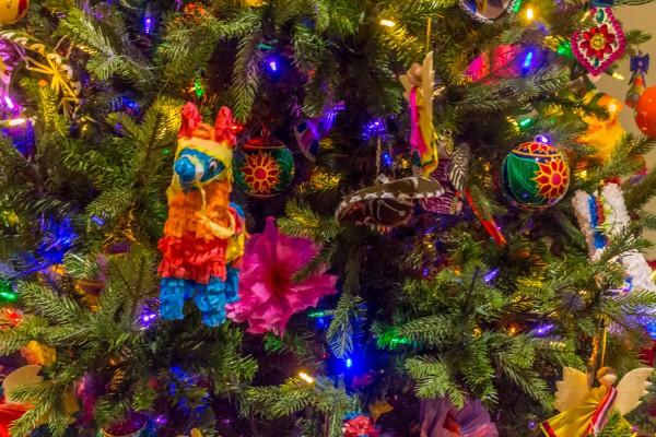 Christmas Around The World - Mexican Christmas Tree
