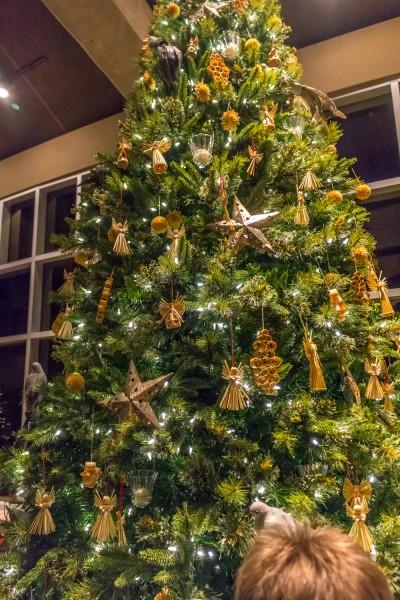 Christmas Around The World - Finland-Christmas-Tree