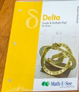 Math-U-See-Delta