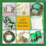 25 St. Patricks Day Ideas ~ Inspire Me Monday #71