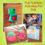 Fun Nutrition Activities For Kids
