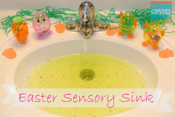 Easter-Sensory-Sink