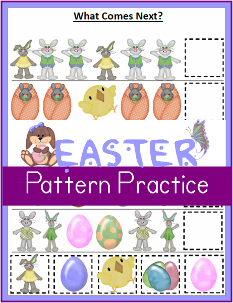 Easter-Pattern-Practice