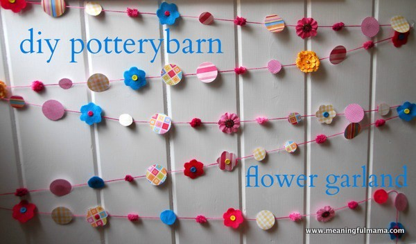 1-potterybarn-garland-flower-DIY-Craft