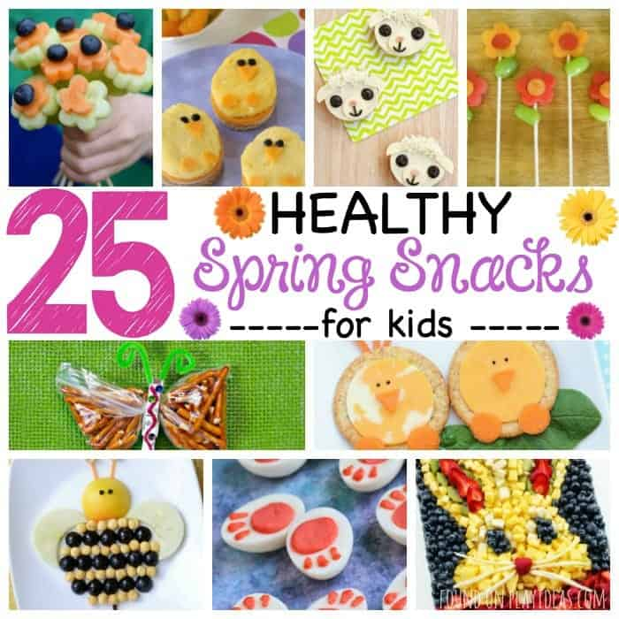 25-Healthy-Spring-Snacks-for-Kids-Featured