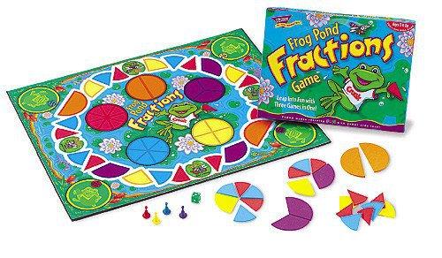 Frog-Pond-Fractions