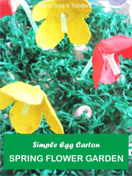 Egg-Carton-Spring-Kids-Craft