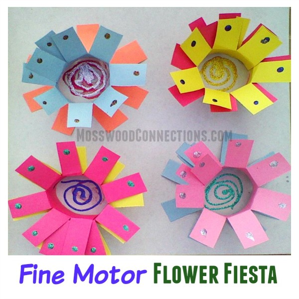 Fine-Motor-Flower-Fiesta-Spring-Kids-Craft