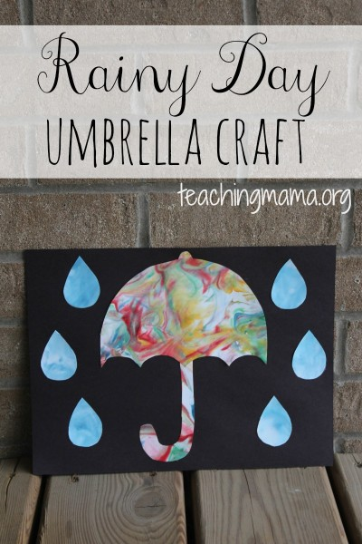 Rain-Umbrella-Craft