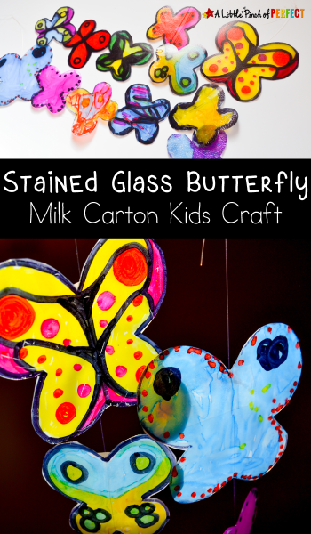 Stained-Glass-Butterflies-spring-kids-craft