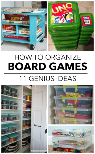 Board-game-organization