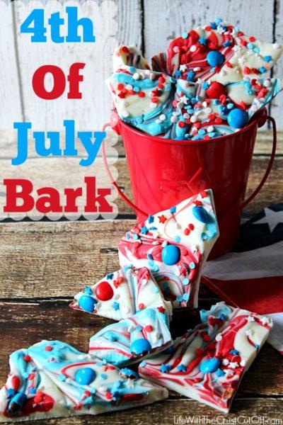 4th-of-July-Bark-Patriotic Recipe