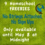 Amazing Completely FREE Homeschool Resources!! ***Limited Time***
